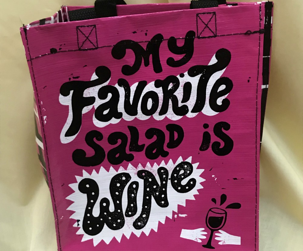 My Favorite Salad Handy Tote