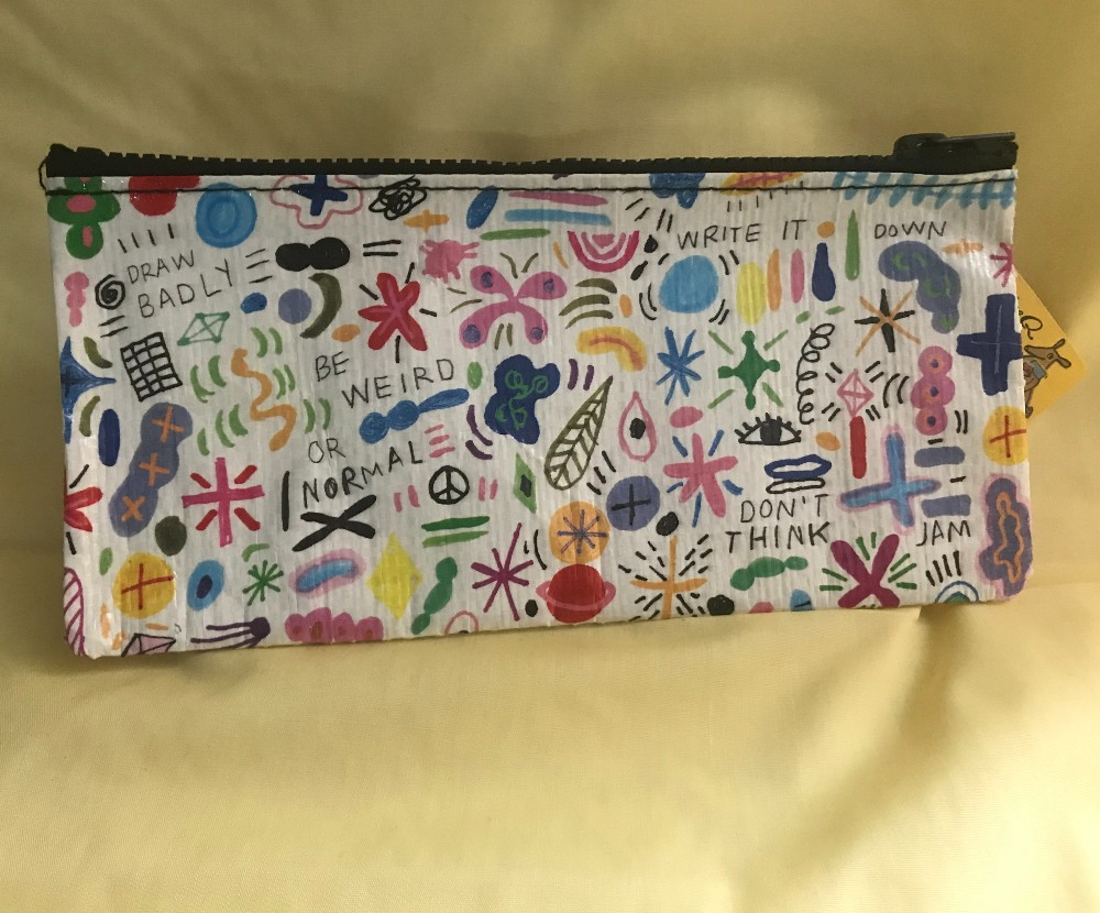 Doodle Party Pencil Case