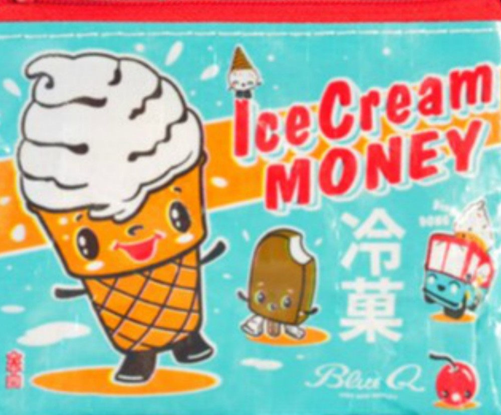 Ice Cream Money Coin
