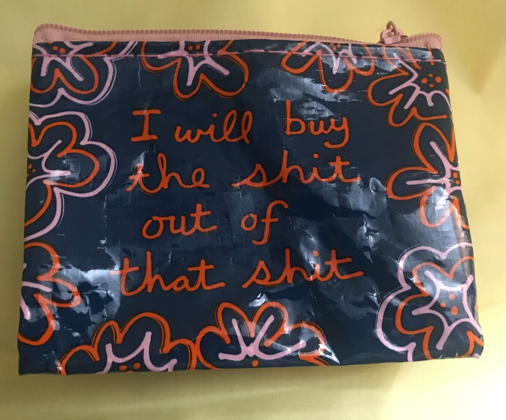 I Will Buy Shit Coin Purse