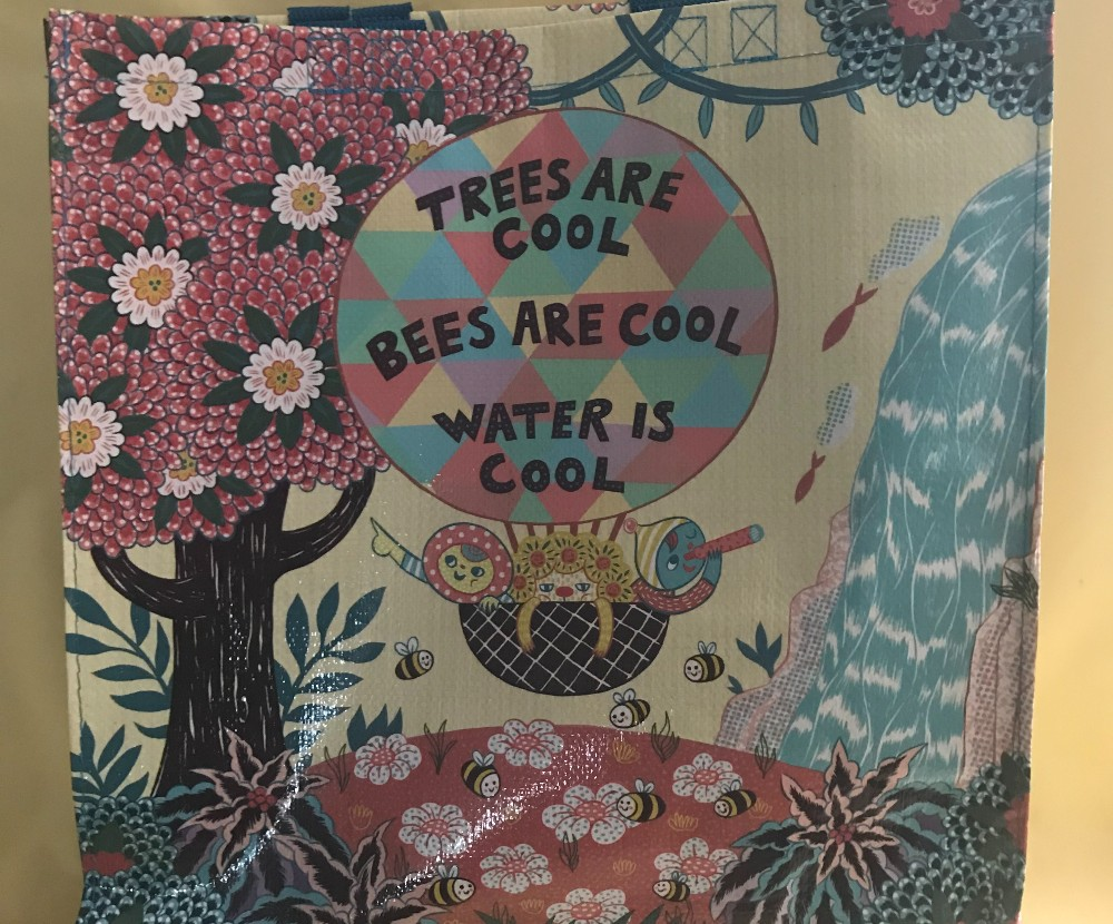 Trees abd Bees Shopper