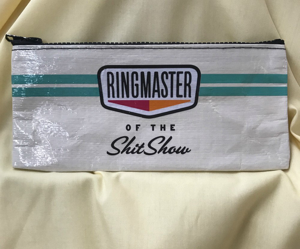Ringmaster Pencil Case