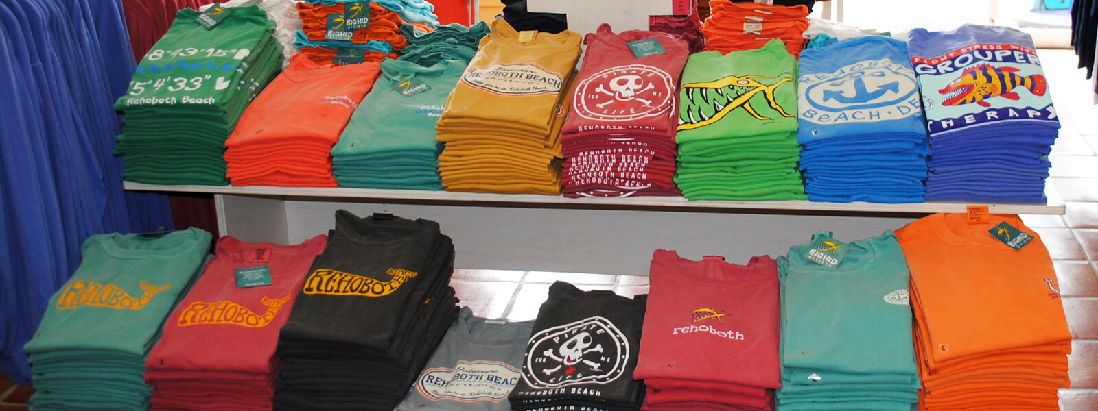 Funky Classic Quality Cotton Apparel Rehoboth Breeze