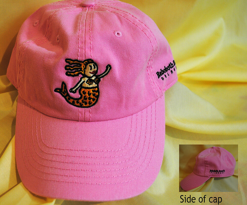 Mermaid Youth Hat