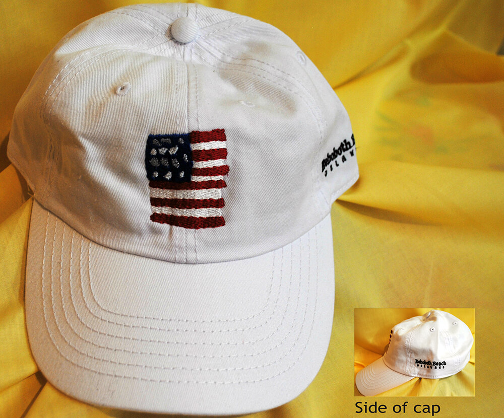 US Flag Youth Hat