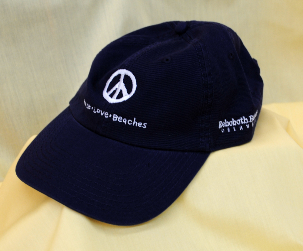 Peace Love Beaches Uni Cap