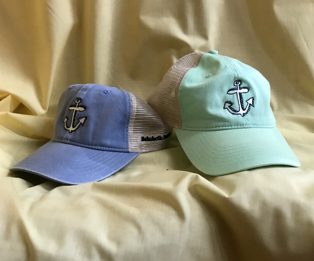 Scribble Anchor Uni Trucker Hat