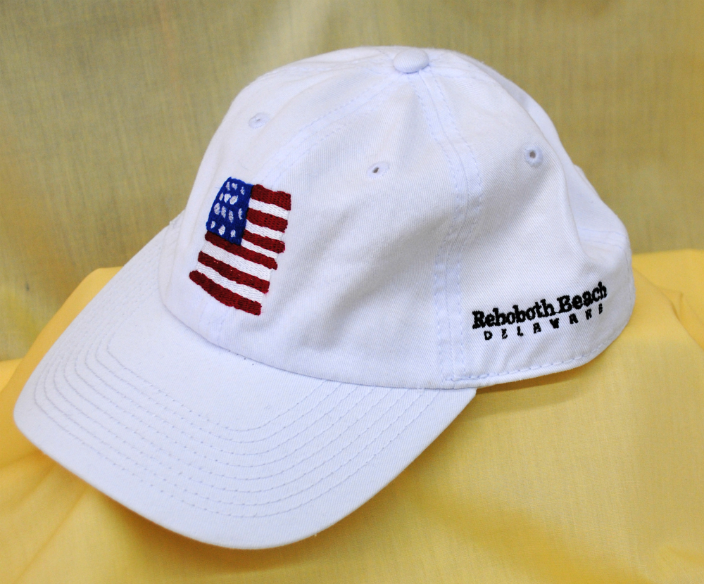 US Flag Uni Cap