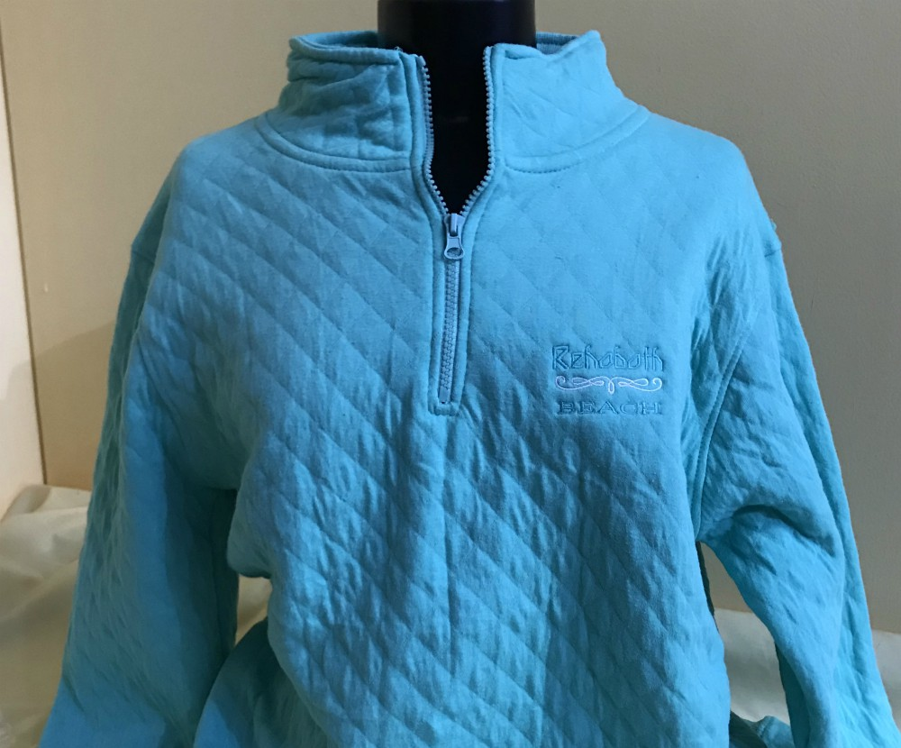 Womens Quilted Fleece WSZC