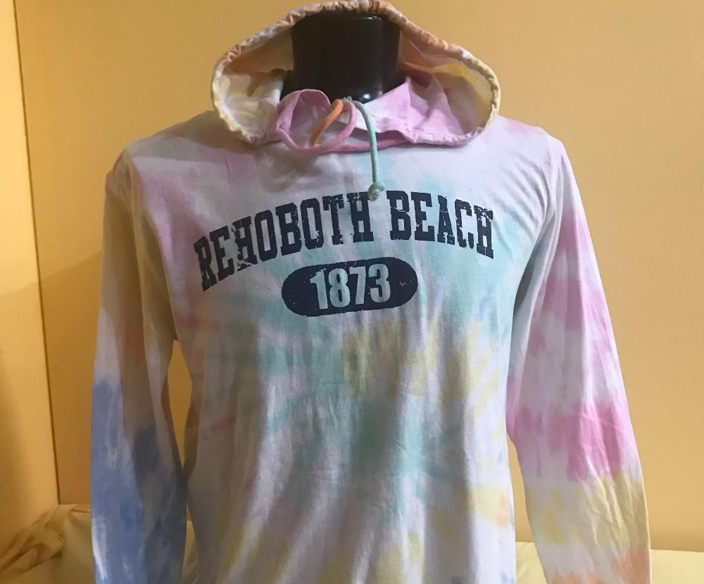 Reho 1873 Light Weight Tie Dye Hood USH