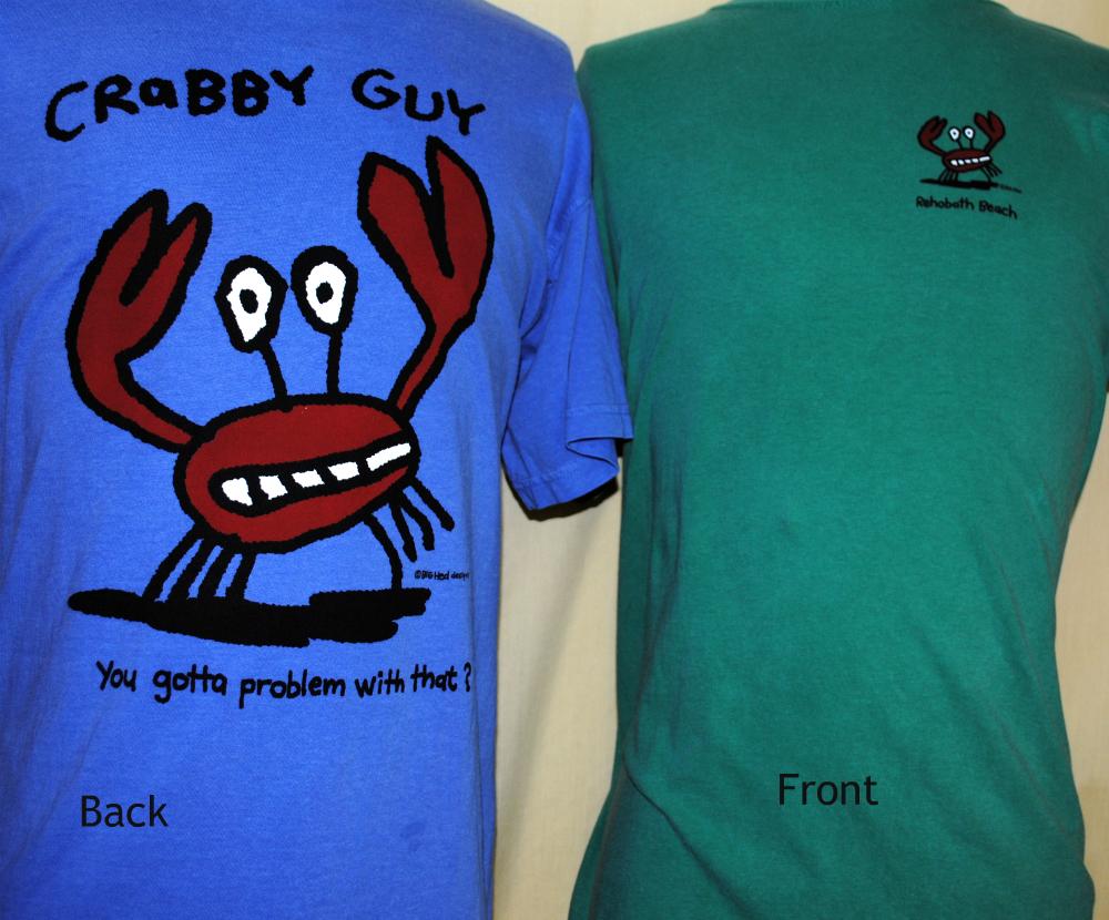 Crabby Guy Uni SS