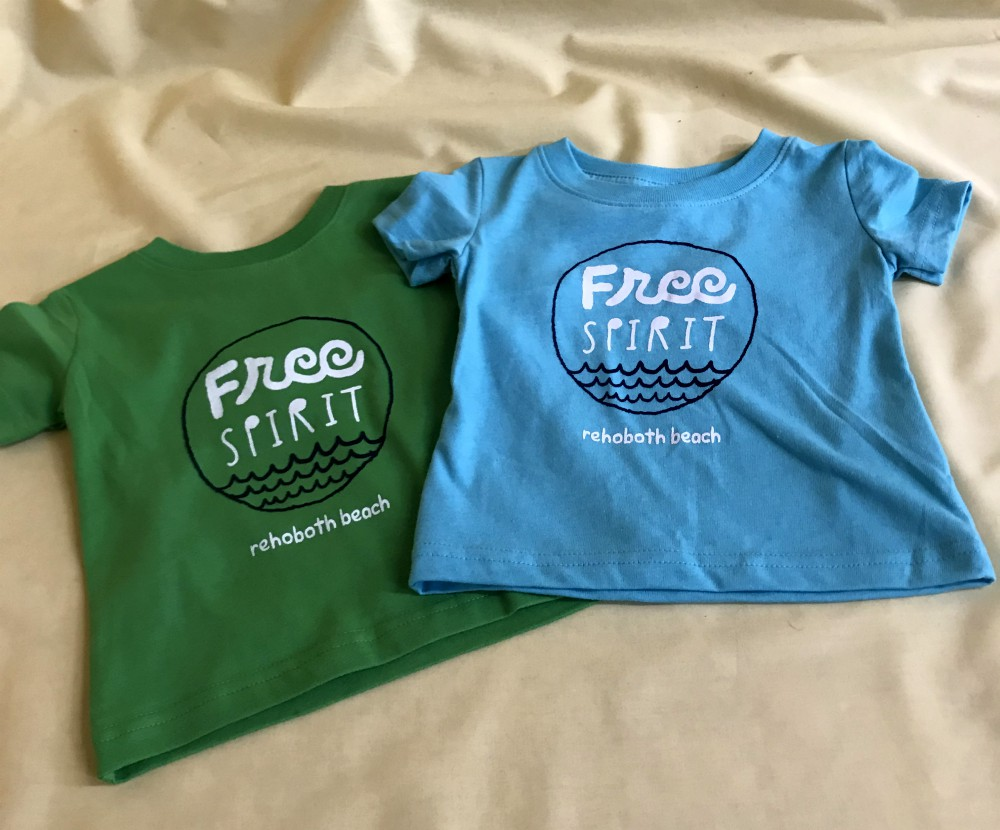Free Spirit Infant SS
