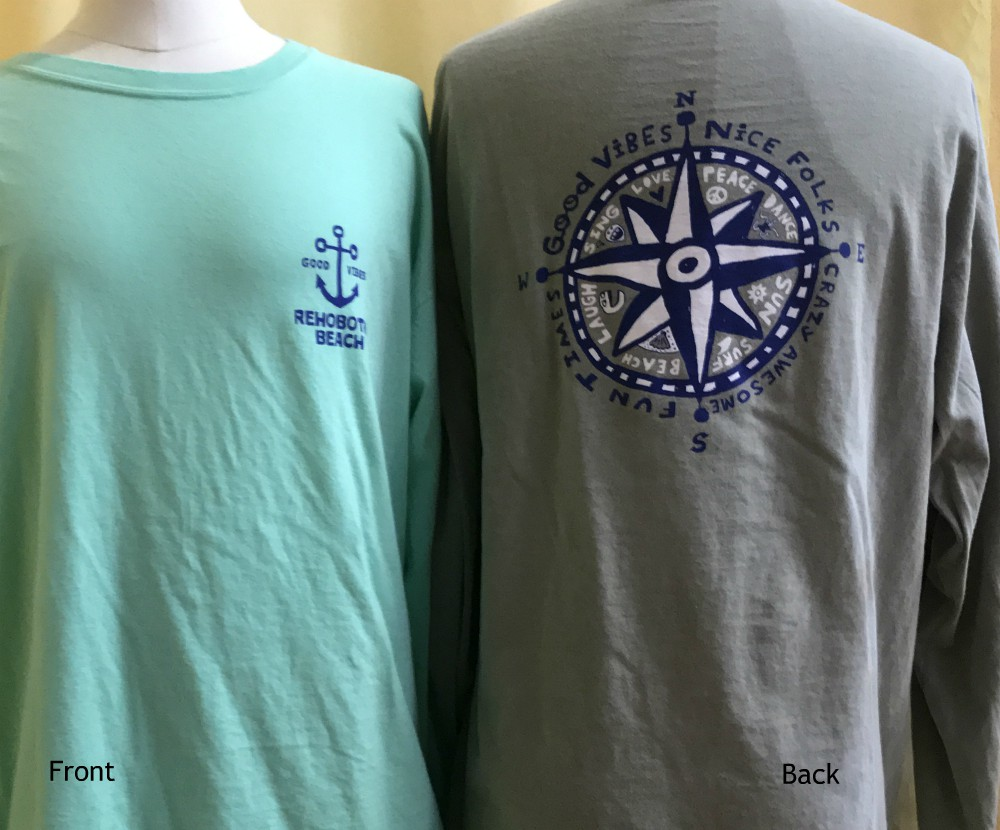 Good Vibes Compass Uni LS