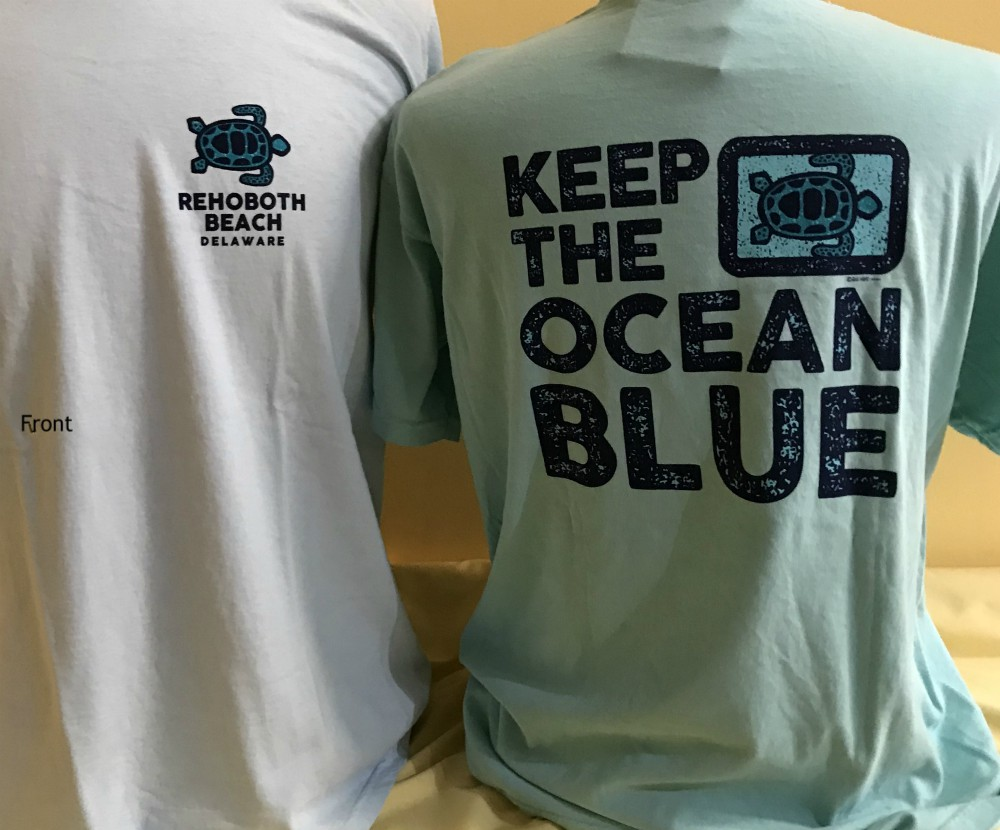 Ocean Blue Turtle USS