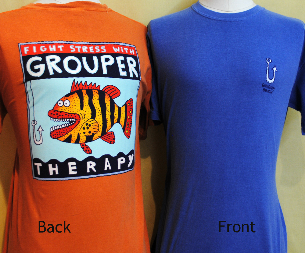 Grouper Therapy Uni SS