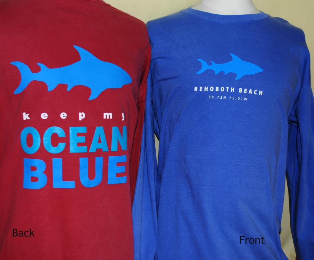 Ocean Shark Uni LS