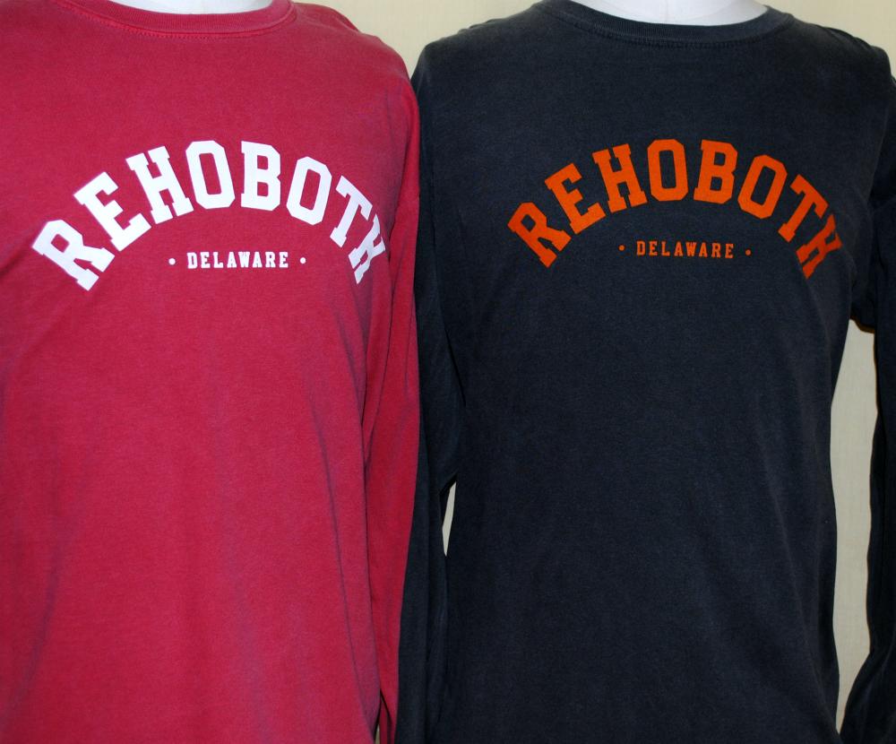 Rehoboth Arch Uni LS