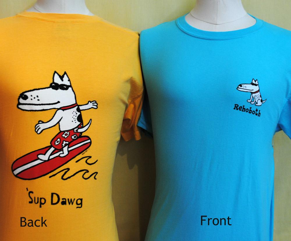 Surf Dog Uni SS