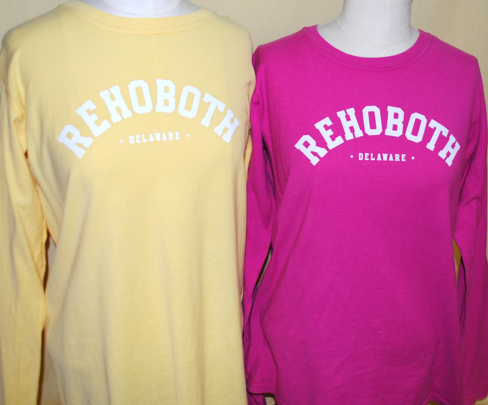 Rehoboth Arch Womens LS