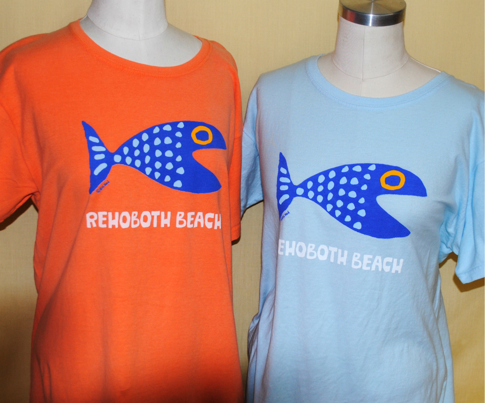 Water Fish Womens SS