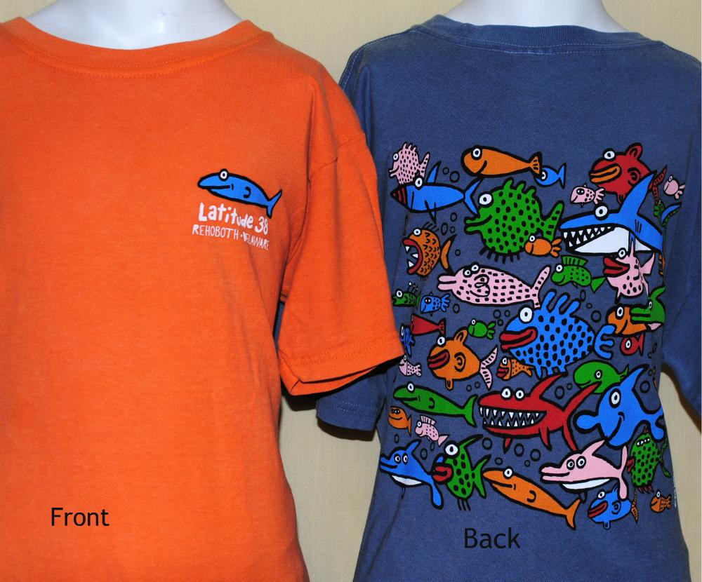 Lotsa Fish Youth SS
