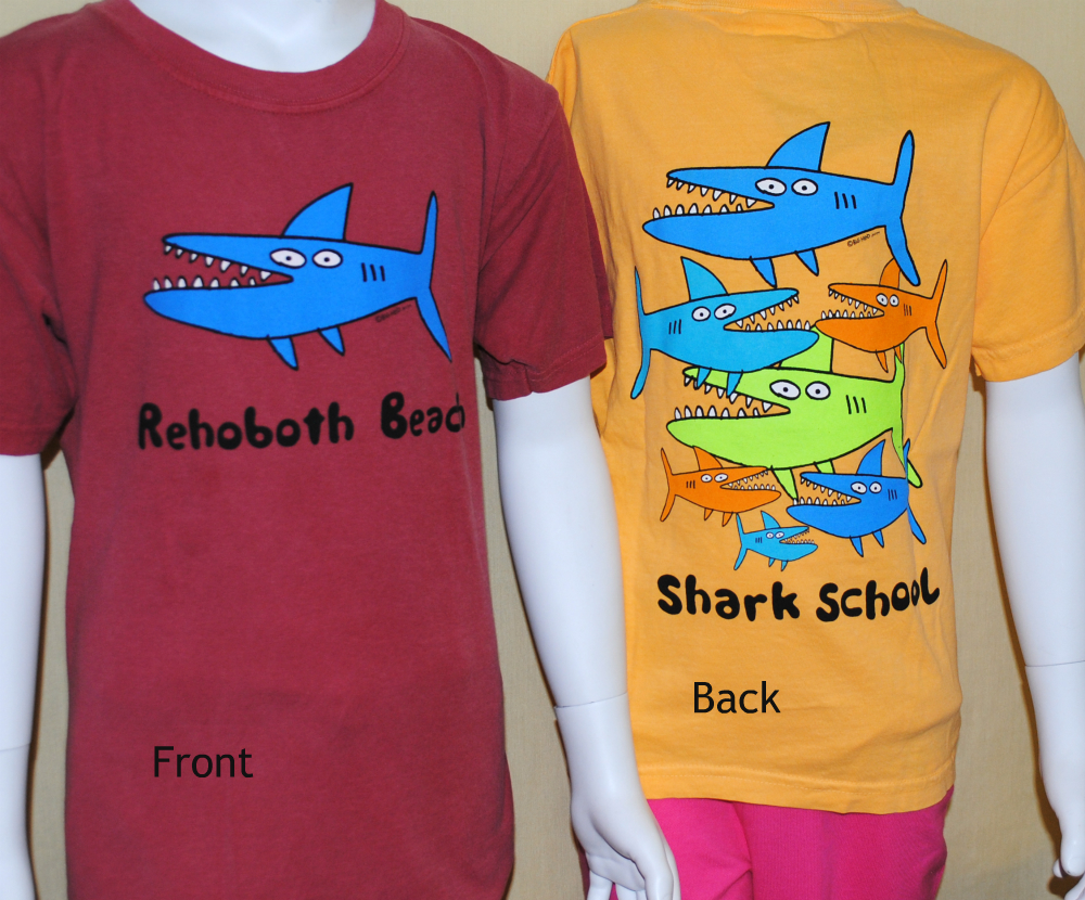 Shark School Youth SS