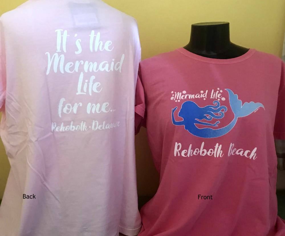 Mermaid Life Wmn SS