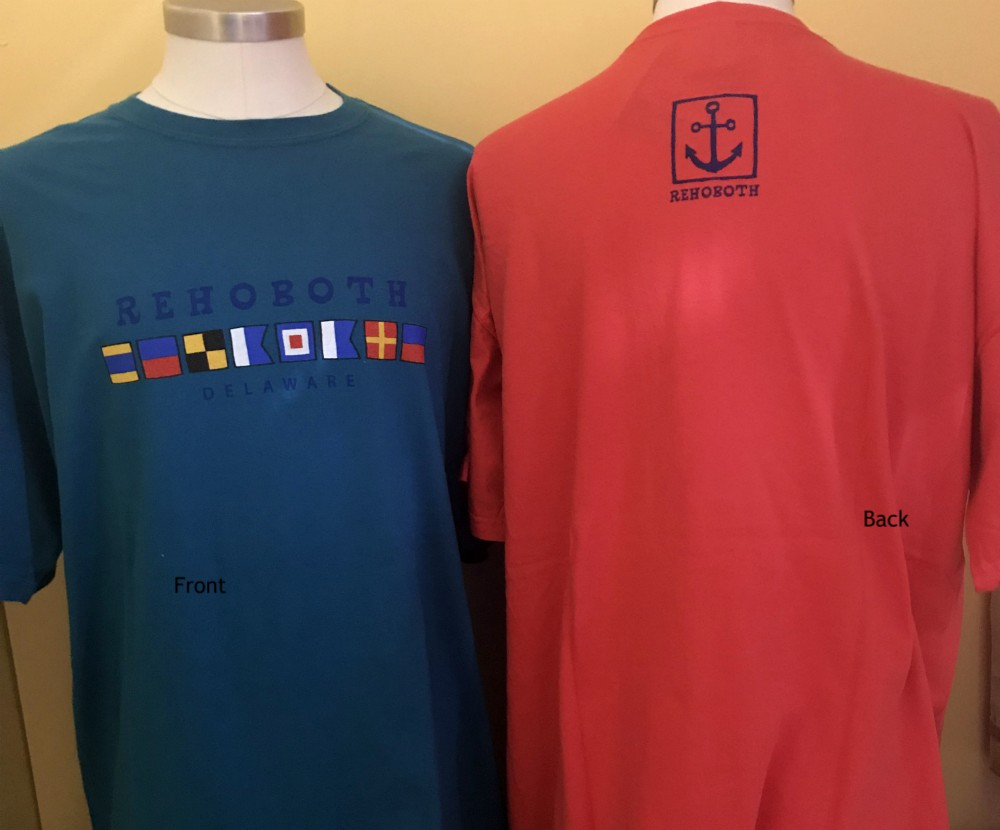 Nautical State Flags Uni SS