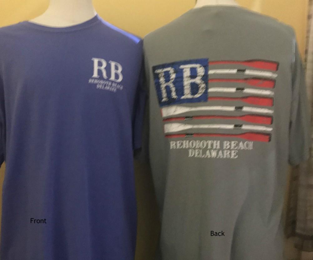 RB Oar Flag Uni SS