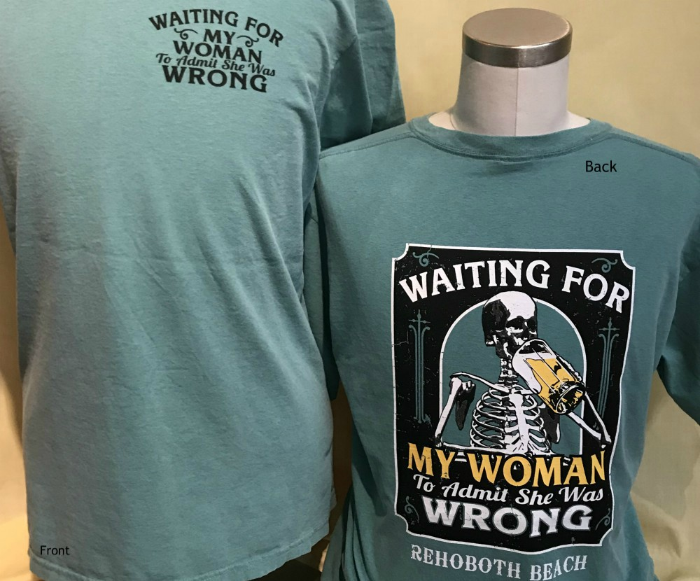 Wrong Women Uni SS