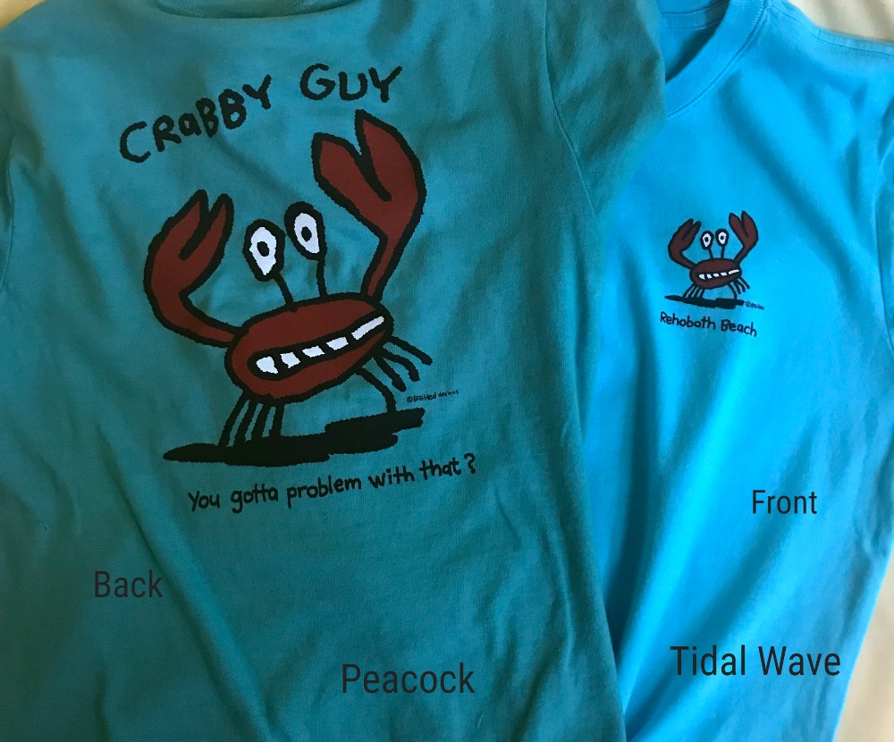 Crabby Guy Youth SS