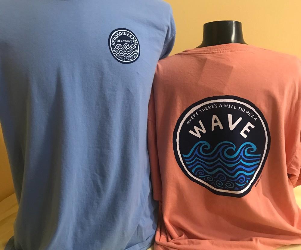 Swirly Wave USS